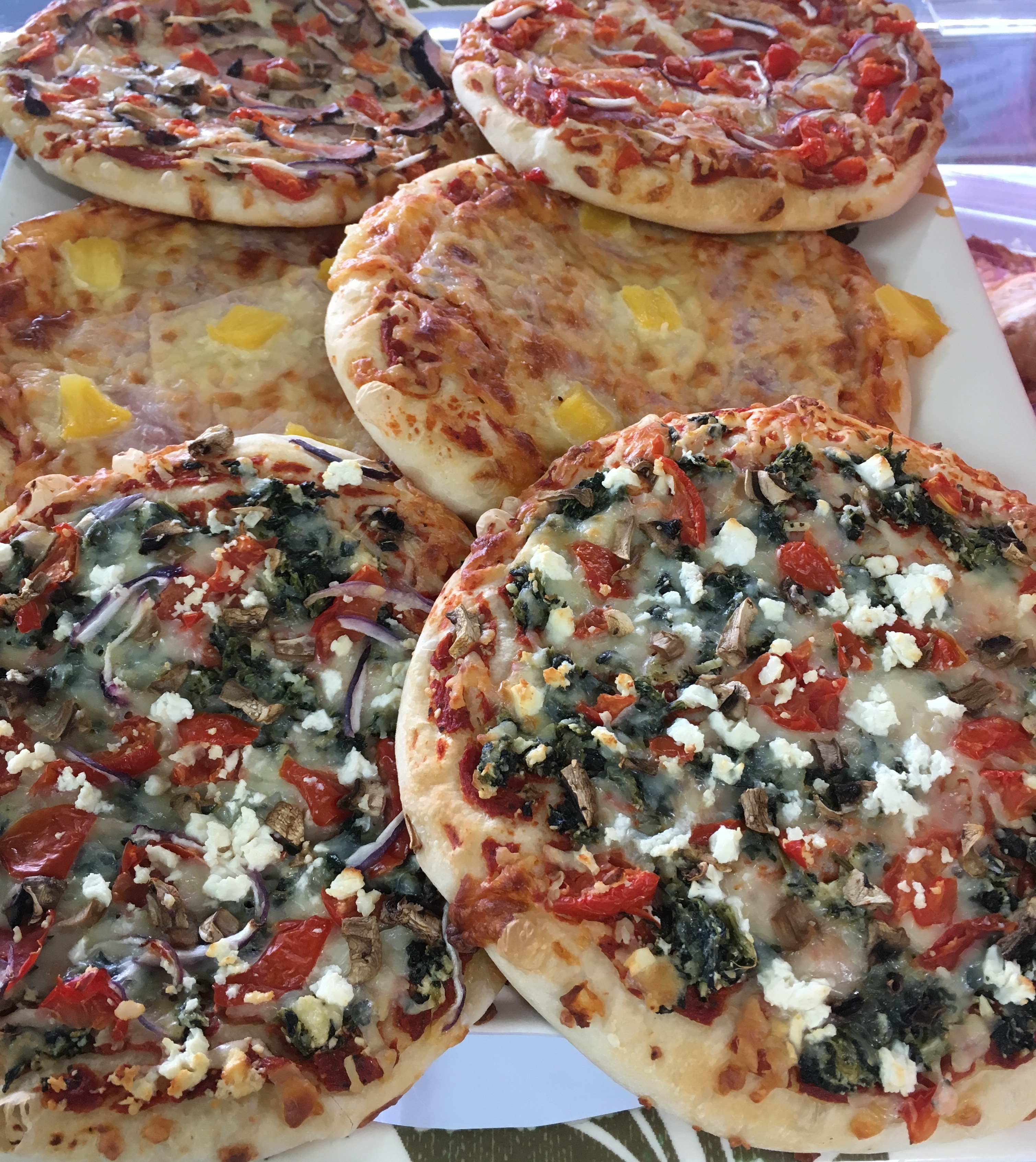 Daves 39 bakery come in and indulge - Pizza roma dijon ...
